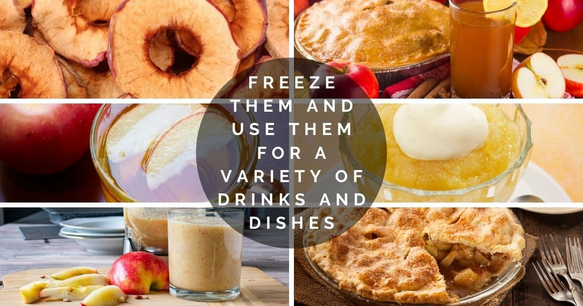 What to Do With Frozen Apples?