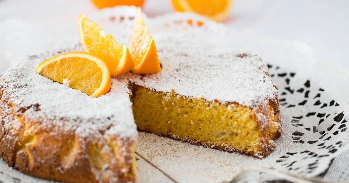 use frozen orange juice in baking goods