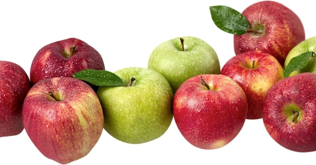 Can Apples Be Frozen Whole?