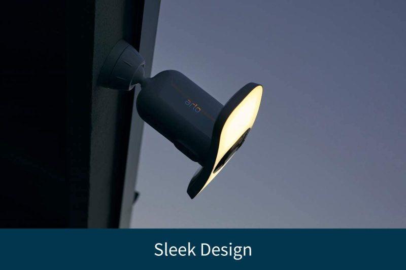 Arlo Pro 3 Floodlight Camera - Wireless Security