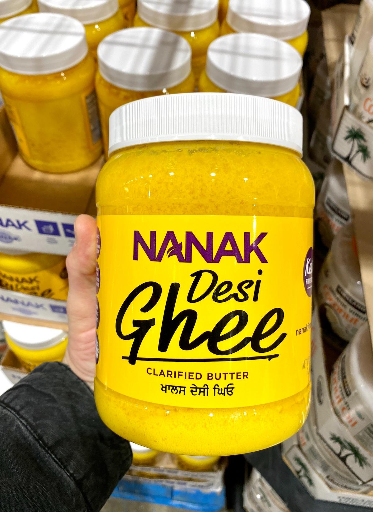 Can You Freeze Clarified Butter/Ghee?