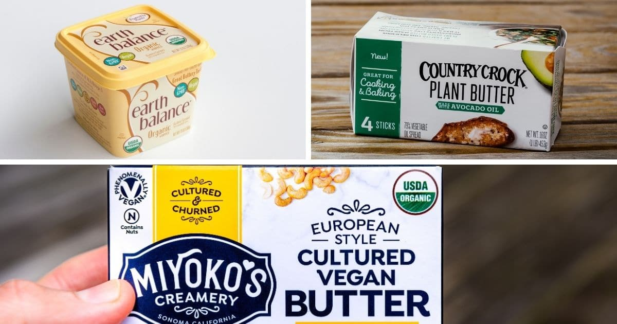 Can Plant-Based Butter Be Frozen?