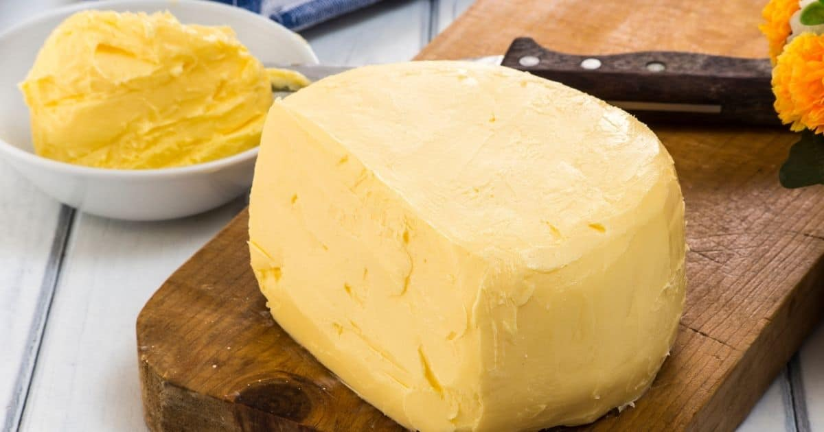 Can You Freeze Unsalted/Cultured Butter?