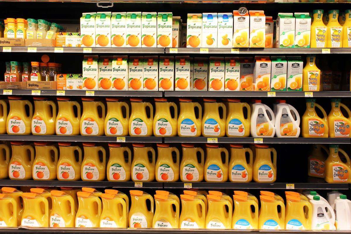 Can You Freeze Store Bought Orange Juice