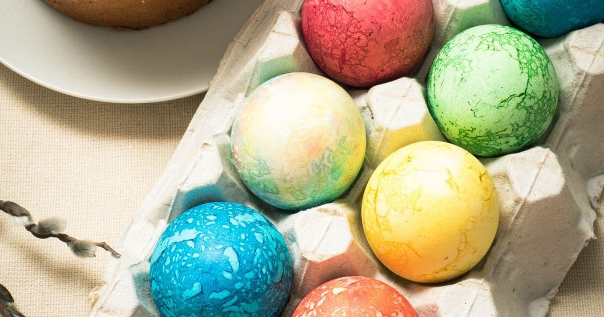 Can You Freeze Easter Egg Buttercream Candies?