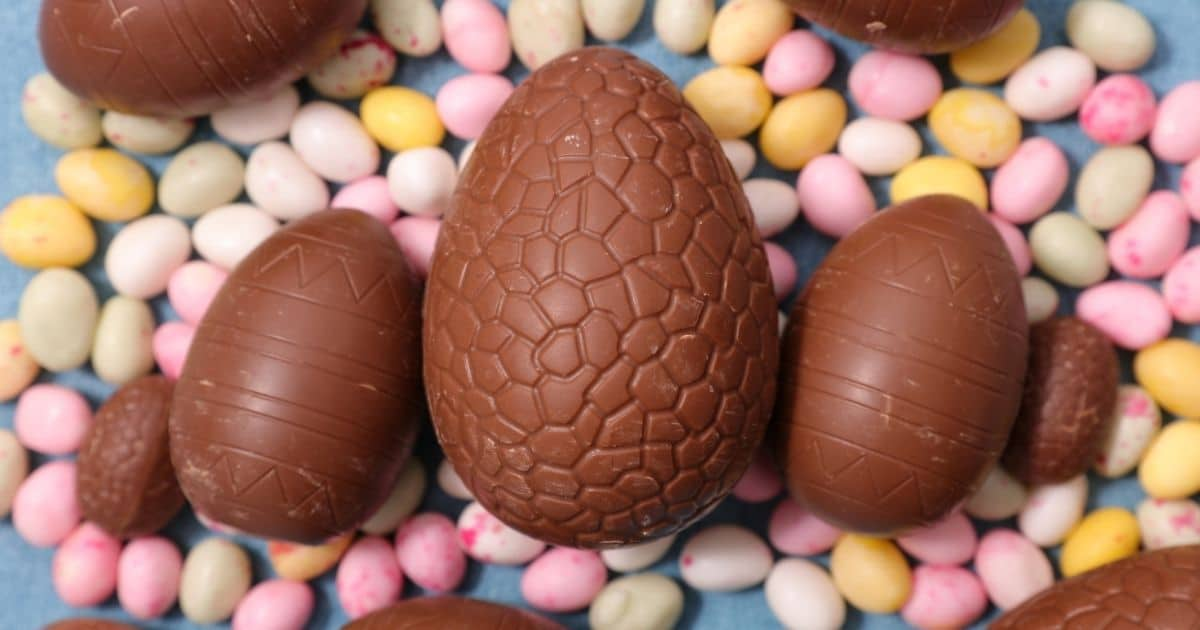 Can You Freeze Chocolate Easter Eggs?