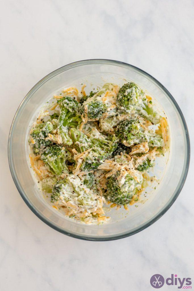 Keto broccoli casserole 3