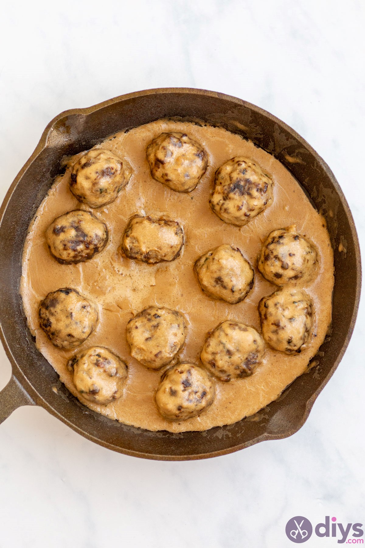 Keto swedish meatballs 7