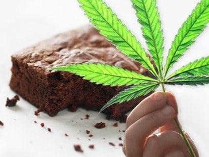 Marijuana-Brownies