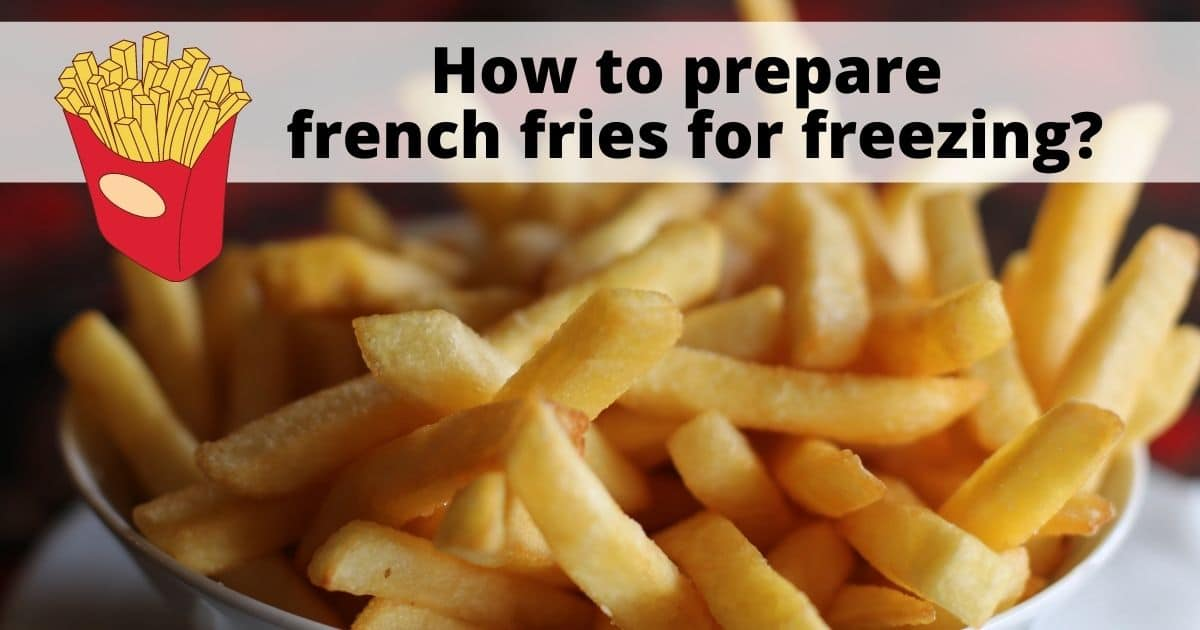 French fries on a metal plate