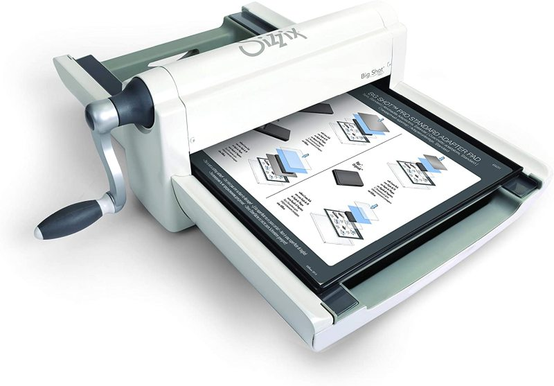 Sizzix Industrial Strength Die-Cutting & Embossing Machine