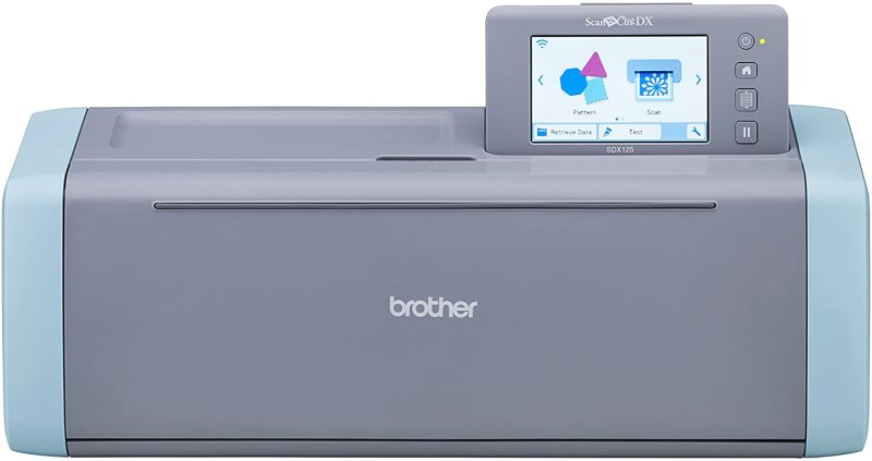 Brother scan and cut machine