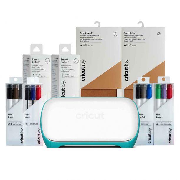 Cricut joy + label making bundle