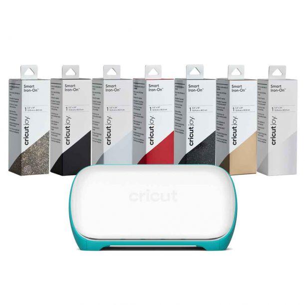 Cricut joy + smart iron on bundle
