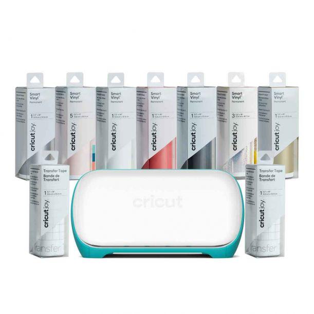 Cricut joy + smart vinyl bundle