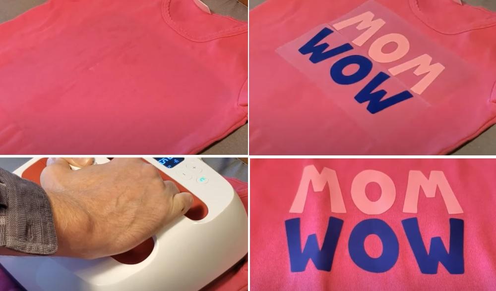cricut shirt maker