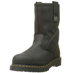 Dr martens men's icon steel toe boots