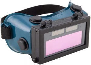 Holulo auto darkening welding goggles