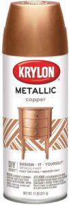 Krylon diy series metallic spray paint