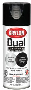 Krylon dual superbond paint and primer