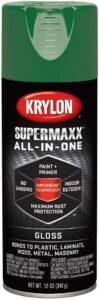 Krylon supermaxx all in one spray paint