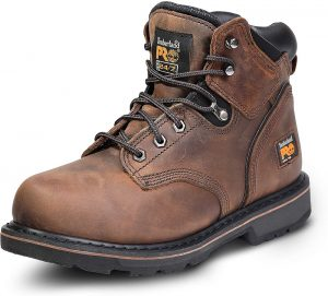 Timberland PRO Men's 6-inch Pit Boss Industrial Work Boot