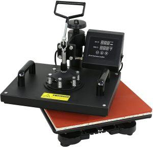 Zeny heat press machine
