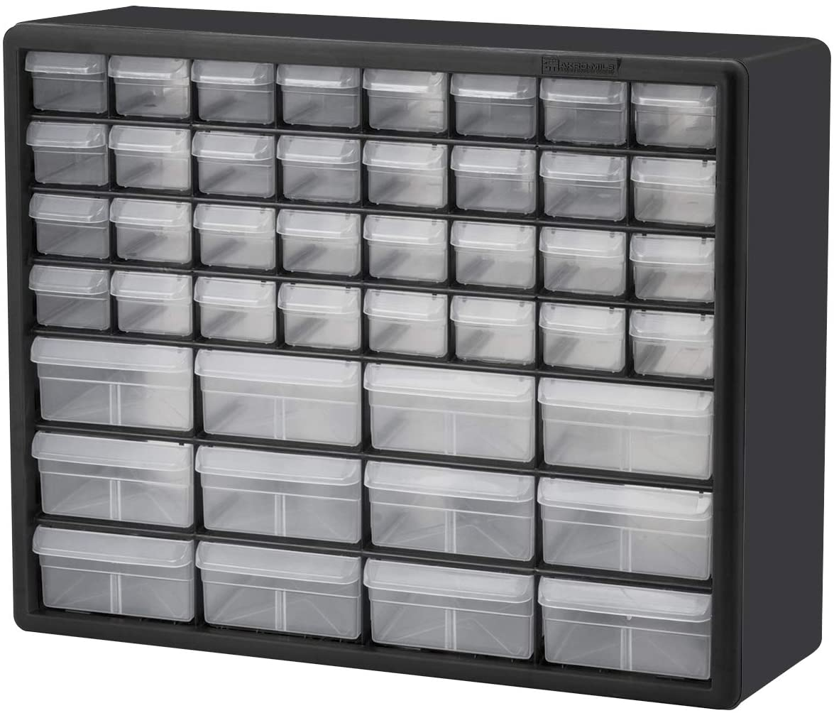 Akro mils storage hardware & craft cabinet