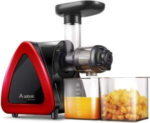 Aobosi slow masticating juicer
