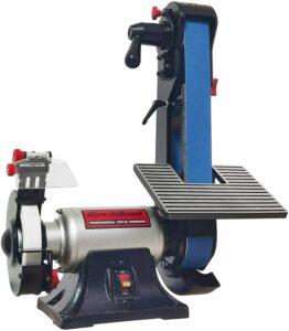 Bucktool combo belt sander & bench grinder
