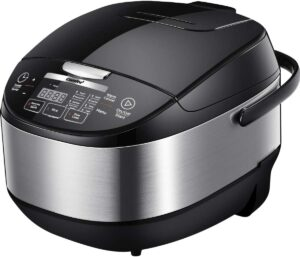 Comfee' asian style programmable rice cooker