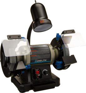 Delta 6 inch variable speed bench grinder