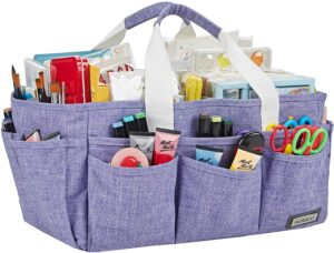Homest Craft Organizer with Multiple Pockets