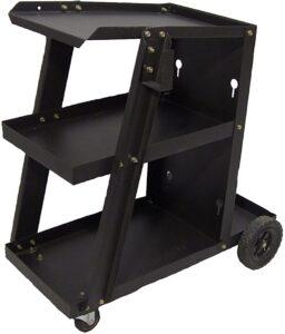 Metal man 3 tier mig welding cart