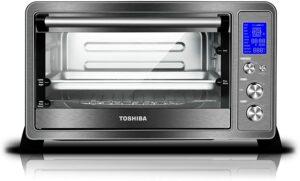 Toshiba ac25cew bs toaster oven