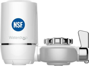 Waterdrop wd fc 01 water faucet filtration system