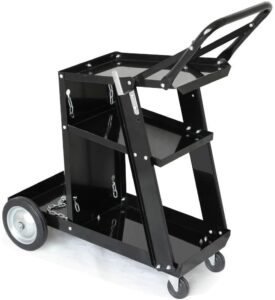 Yaheetech 3-Tier Welding Cart