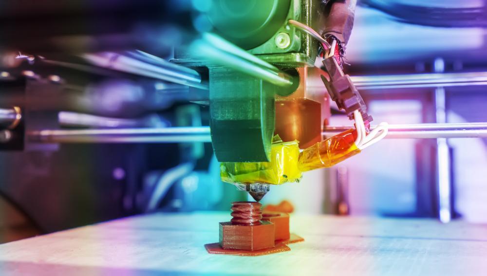 3-in-1 3D Printer