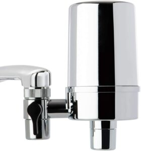 Ispring df2 chr faucet mount water filter