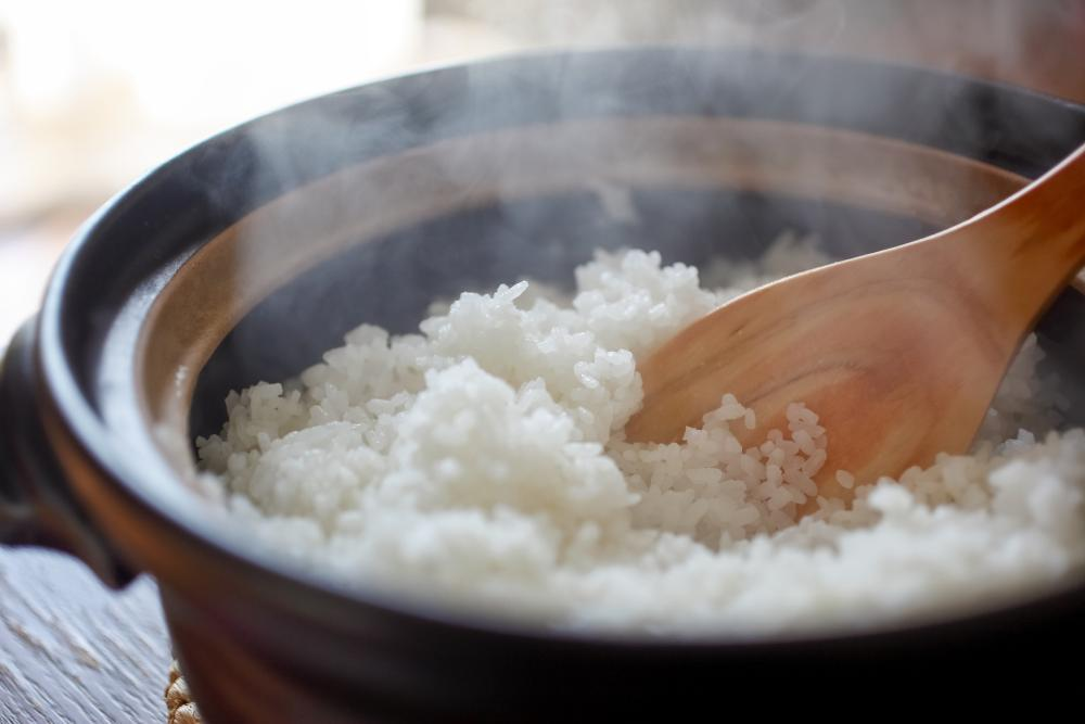 Rice cooker 3