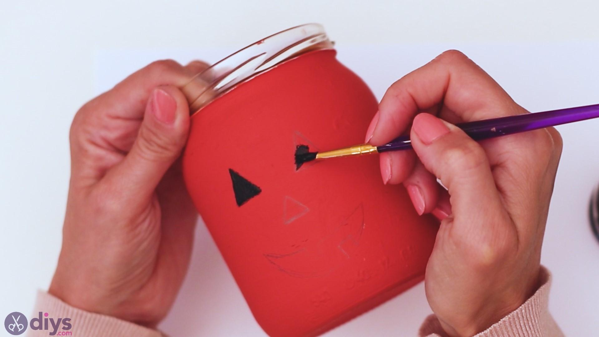 Halloween Mason Jar