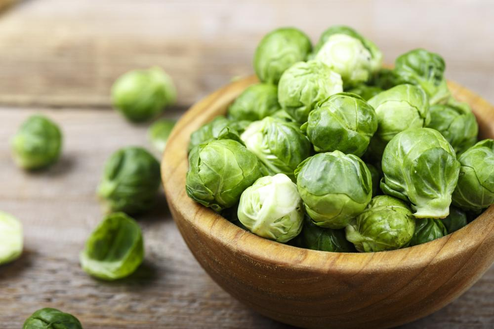 Brussel sprouts care details